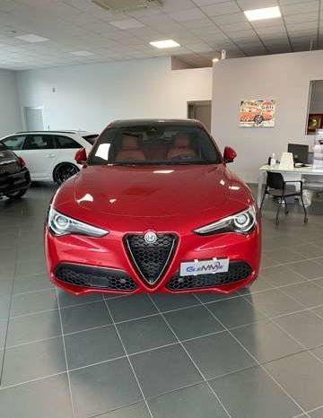 Alfa Romeo Stelvio 2.0 Turbo 280 CV AT8 Q4 Executive FULL pieno