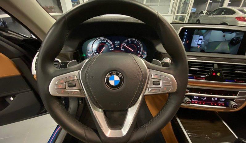 BMW 740 Ld xDrive Eccelsa pieno